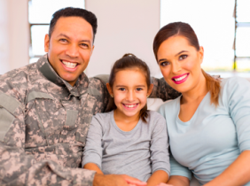 Strong Military Families